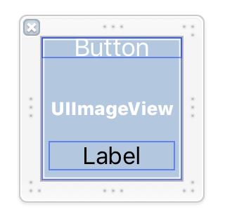 swift4] UICollectionViewでカスタムセルをxibで作成する方法 | BlueBear I/O