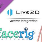 Facerig + Live2dで表情を変化させるためのキー割当